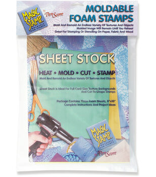 Clearsnap 8''x10'' Magic Stamp Sheets-3PK