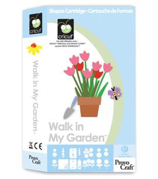 Cricut® Walk In My Garden Cartridge