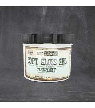 Transparent-Art Soft Gloss Gel 8.5