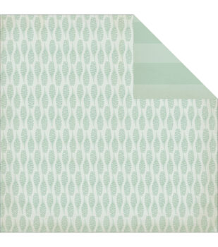 """Harmony Double-Sided Cardstock 12""""X12""""-Growth"""