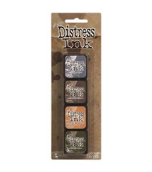 Distress Mini Ink Kits-Kit 9