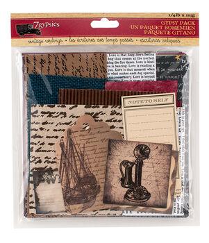 Gypsy Pack Vintage Writings