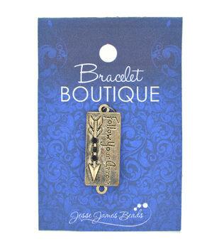 Bracelet Boutique Focal Bead Follow Your Arrow