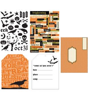 Making Memories Invitation Kit-Spellbound