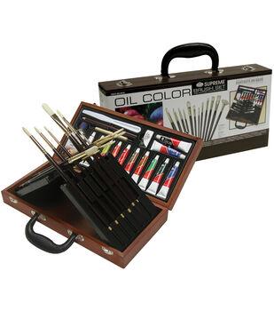 Royal Brush Artist Brush Set-Oil Color