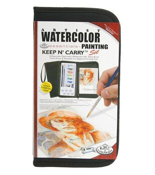 WaterColor Keep N Carry Set