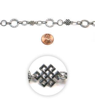 Celtic Link Metal Chain