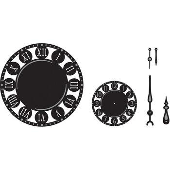 Marianne Designs Craftable Die Clock Works