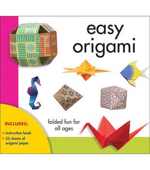 Sterling Publishing-Easy Origami Kit