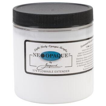 Jacquard Neopaque Flowable Extender Paint