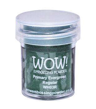 WOW! Embossing Powder 15ml-Evergreen
