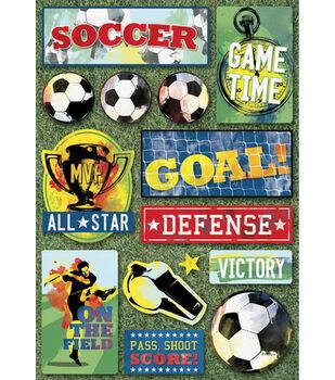 Karen Foster Stickers-All-Star