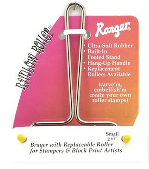 Inky Roller Brayer-2-1/4''/Small