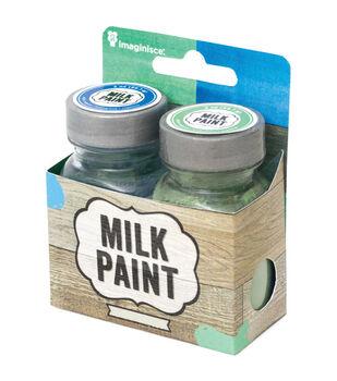 Milk Paint 1.1oz Bottles 2/Pkg