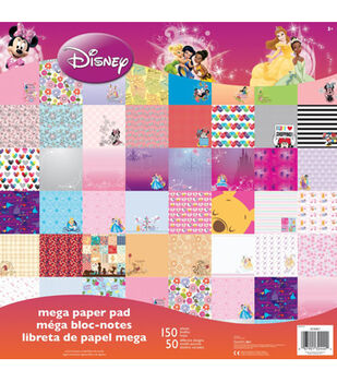 Trends International Mega Paper Pad Disney