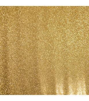 "Teresa Collins Studio Gold Foiled Gift Wrap 30""X30"" 2/Pkg-Gold Glitter"