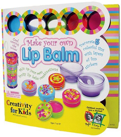 How To Make Lip Gloss For Kids At Home Creativity For Kids Make Your