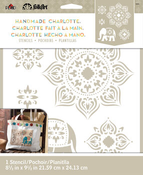 FolkArt ® Handmade Charlotte™ Stencils - Tangier