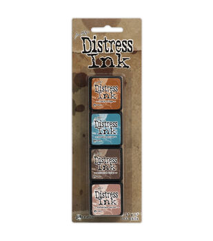 Distress Mini Ink Kits-Kit 6