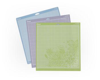 Cricut® Adhesive Cutting Mats Multi pack