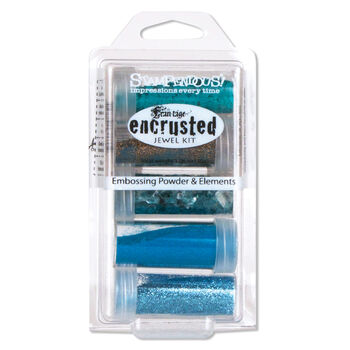 Stampendous Encrusted Jewel Kit