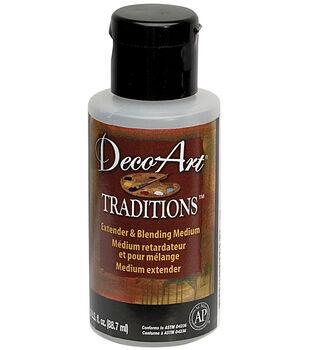 Deco Art Traditions Extender & Blending Medium 3 Ounces