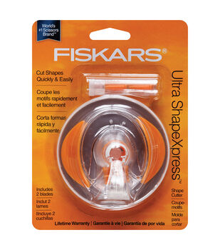 Fiskars® Ultra ShapeXpress Cutter