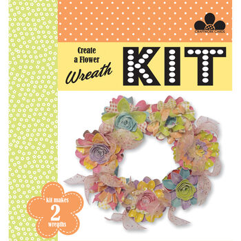 Craftwork Cards Create A Wreath Kit Party Time