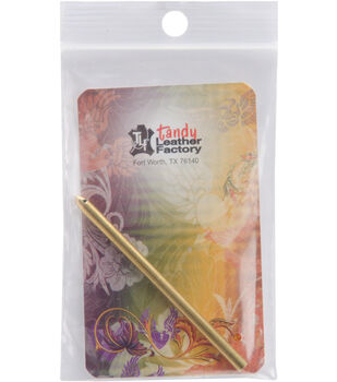 """Tandy Leather Factory Jumbo Lacing Needle-1/8"""",5/32""""&1/4"""" Lace"""
