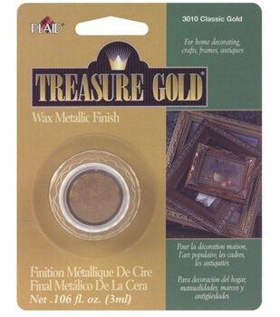 Treasure Gold Metallic Finish