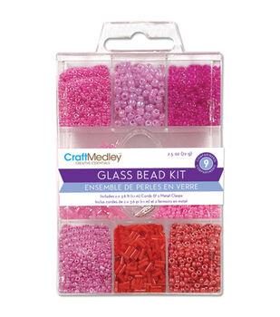 Rouge -Glass Bead Kit