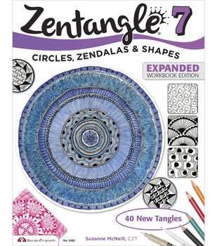 Zentangle 7 Expanded Workbook Edition