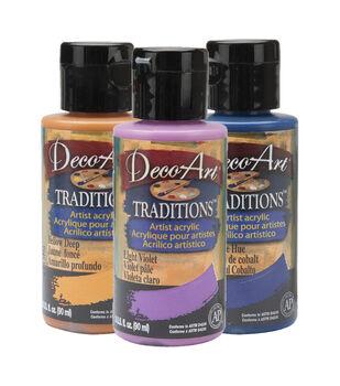 Deco Art Traditions Acrylics 3oz