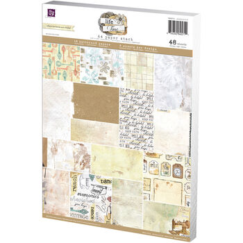 Prima Marketing Lifetime Paper Pad 8''x12''