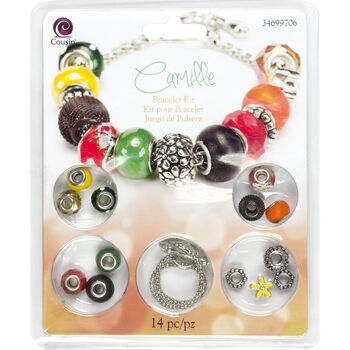 Cousin Corporation Large Hole Bracelet Kit Camille