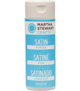 Martha Stewart 6oz Satin Finish