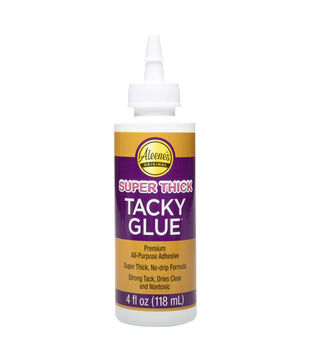 Aleene's Thick Designer Super Thick Tacky Glue