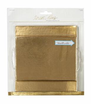 Teresa Collins Studio Gold Flip Books
