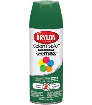 Colormaster Indoor/Outdoor Aerosol Paint 12oz-Gloss
