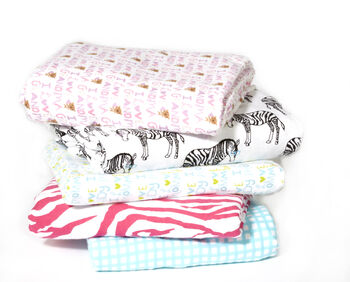 Assorted Snuggle Remnants- 10 yards