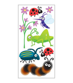Sandylion Dimensional Stickers-Bugs