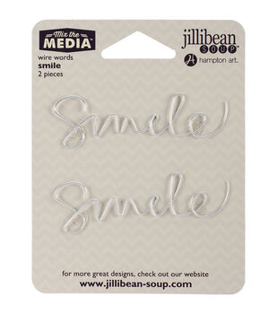 Jillibean Soup Mix The Media Smile Wire Words