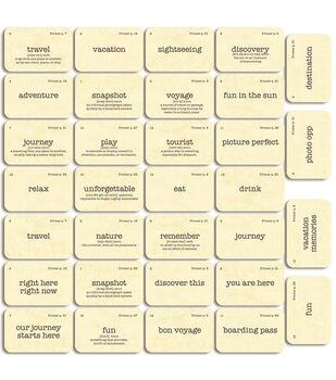 Jillibean Soup Flashcards - Sightseeing Die-Cuts
