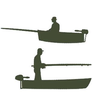 Joy! Crafts Cut & Emboss Fisherman Boat Die