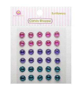 Sunflower Gemstones-Brights