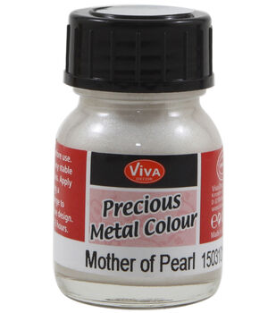 Viva Decor Precious Metal Color 25ml/Pkg-Purple