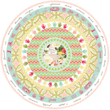 Webster's Pages Modern Romance Circle Rings Stickers