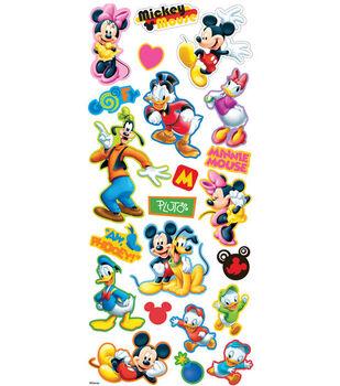 EK Success Disney Layered Stickers-Mickey & Friends
