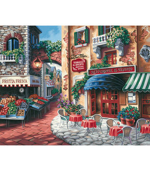 Dimensions Paint By Number Kit Taste Of Italy