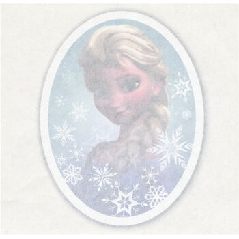 Wrights Disney Frozen Elsa Iron-On Transfer